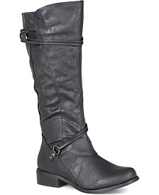 Women's Wide Calf Harley Boot