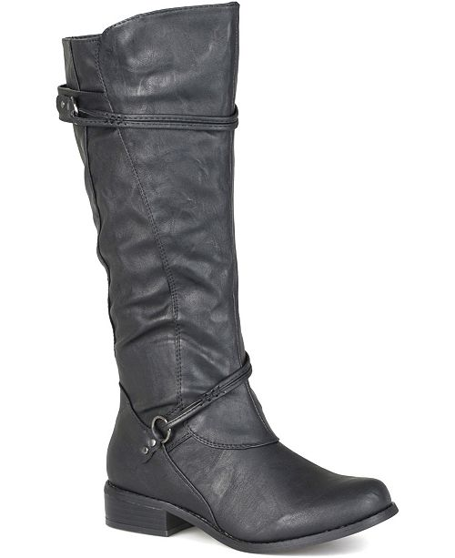Journee Collection Women's Harley Boot