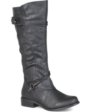 Women's Extra Wide Calf Harley Boot Women's Shoes