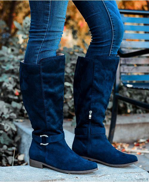 37ebbec521759 ... Journee Collection Women's Comfort Cate Regular, Wide Calf and Extra  Wide Calf Boot ...