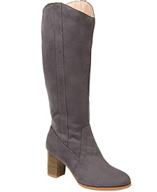 Women's Comfort Wide Calf Parrish Boot