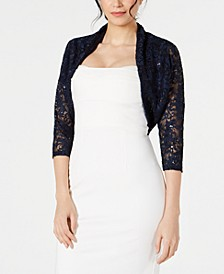 Lace Shrug, Created for Macy's