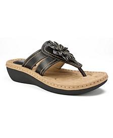 Cupcake Comfort Thong Sandals