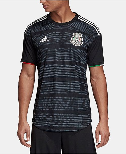 adidas Men's Mexico National Team Authentic Home Jersey