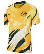 dd151603f Nike Men s Australia National Team Women s World Cup Home Stadium Jersey