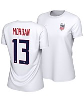 b2bae5908 Nike Women s Alex Morgan USA National Team Name and Number T-Shirt