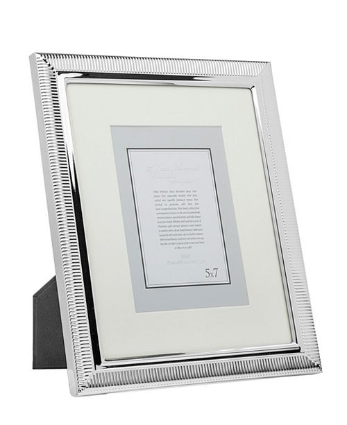 Philip Whitney Beveled Stripes  Frame - 8x10