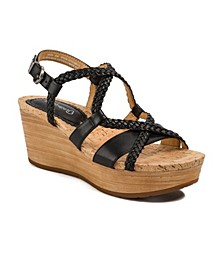 Mairi Wedge Sandals