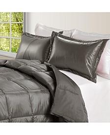 PUFF Packable Down Alternative Indoor/Outdoor Water Resistant Full/Queen Comforter
