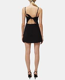 Sweetheart Tie-Back Dress