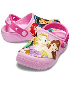 Crocs Baby, Toddler & Little Girls Disney Princess K Clog