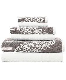 Linum Home Gioia-Denzi 6-Pc. Towel Set