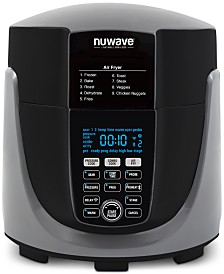 NuWave® Pressure Cooker & Air Fryer Combo