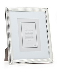 Diagonal Lines Frame - 8x10