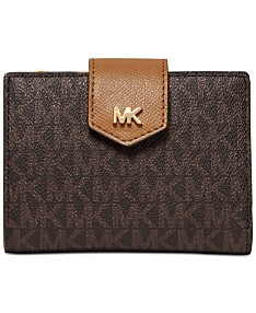 555684a65 MICHAEL Michael Kors Signature Snap Billfold Wallet