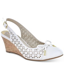 Rialto Casby Wedge Sandals