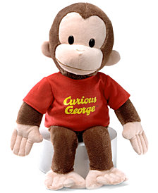 "Gund® Kids Toys, 16"" Curious George Toy"