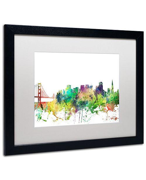 Trademark Global Marlene Watson 'San Francisco California
