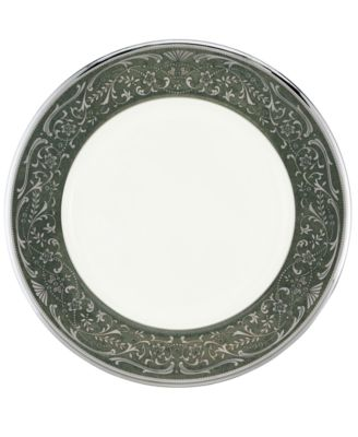 Dinnerware, Silver Palace Accent Plate