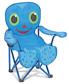 Melissa and Doug Kids Toys, Flex Octopus Chair
