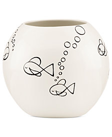 kate spade new york Rose Bowl Vase, Woodland Park Fish
