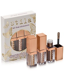 Stila 3-Pc. All That Shimmers Liquid Eye Shadow Set