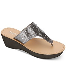 Kenneth Cole Reaction Women's Fine Glitz Sandals