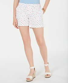 Tommy Hilfiger Hollywood Printed Shorts, Created for Macy's
