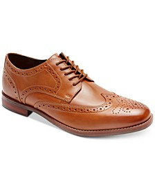 Men's Saxxen Wingtip Oxfords