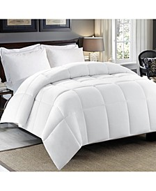 Kathy Ireland Essentials 300 Thread Count Down Alternative Comforter, Twin