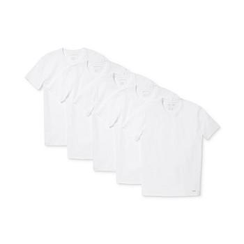 5-Pack Michael Kors Men's Cotton Undershirts