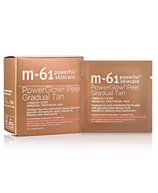 m-61 by Bluemercury PowerGlow Peel, 10-Pk.