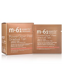 m-61 by Bluemercury PowerGlow Peel, 10-Pk.