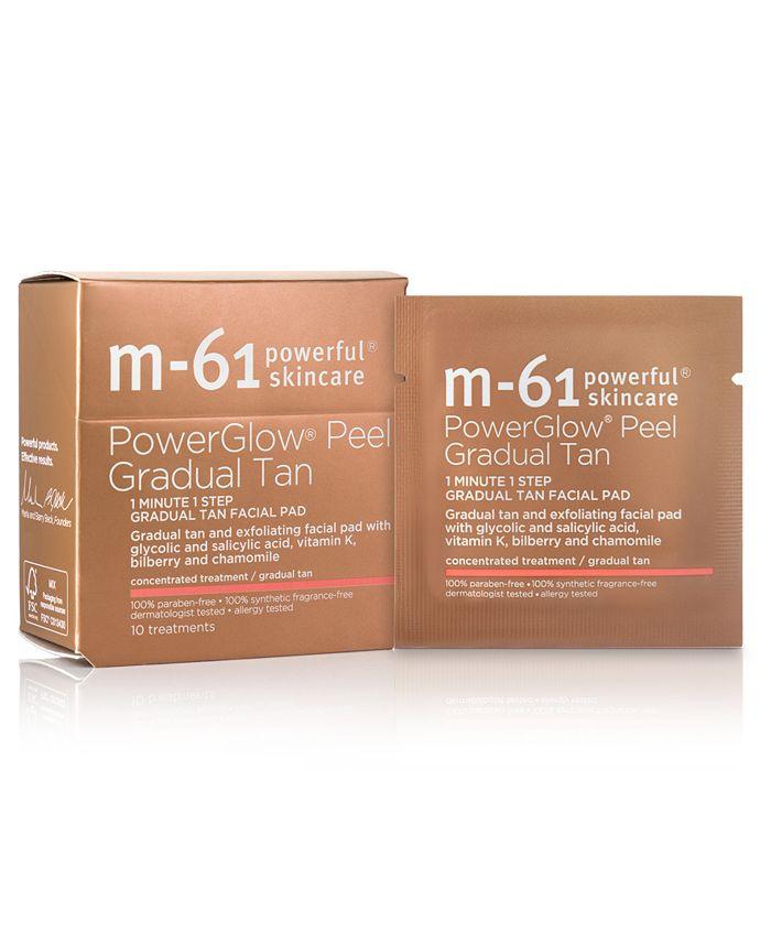 m-61 by Bluemercury - PowerGlow Peel, 10-Pk.
