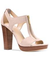 cef3df92611 MICHAEL Michael Kors Berkley Platform Dress Sandals