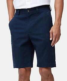 """Tommy Bahama Men's Big & Tall Key Isles 9.5"""" Cargo Shorts, Created for Macy's"""