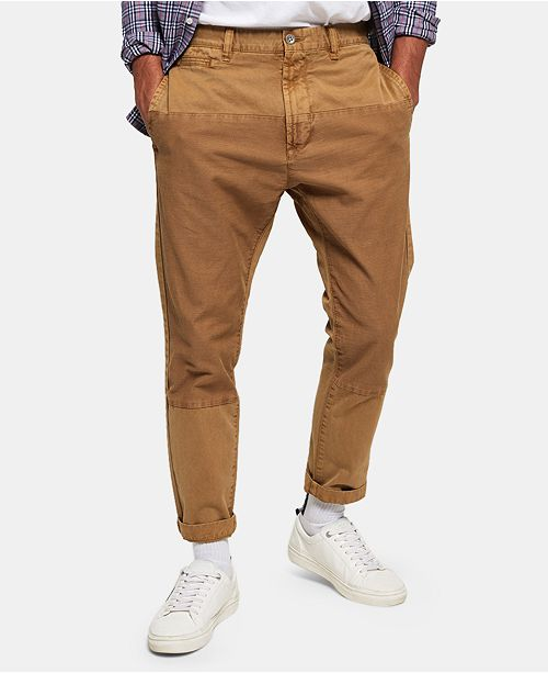 Superdry Men's Tapered Work Pants