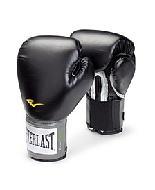 Womens Pro Style Training Boxing Gloves - Black