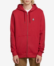 Volcom Men's Supply Stone Zip Hoodie