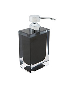 Acrylic Square Hand Soap Pump