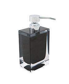 Bath Bliss Acrylic Square Hand Soap Pump