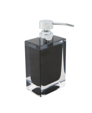 Bath Bliss Acrylic Square Hand Soap Pump Bedding