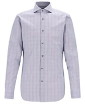 6a8b32c4 Hugo Boss Dress Shirts: Shop Hugo Boss Dress Shirts - Macy's