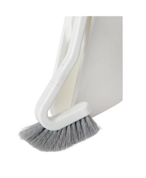 Bath Bliss Extra Slim Wall Mountable Toilet Brush Bedding
