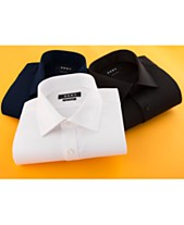 332ba566 DKNY Men's Slim-Fit Stretch Solid Dress Shirt, Created for Macy's.  Quickview. 3 colors