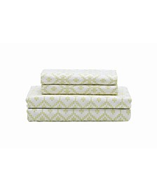 Lillian August Provence King Sheet Set