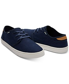TOMS Men's Carlo Canvas Sneakers