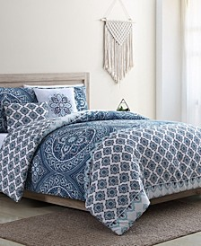 Sullivan 5PC Full/Queen Quilt Set