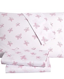 Flutter 4PC Full Sheet Set