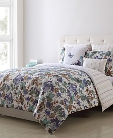 Frances 7-Pc. Full/Queen Comforter Set